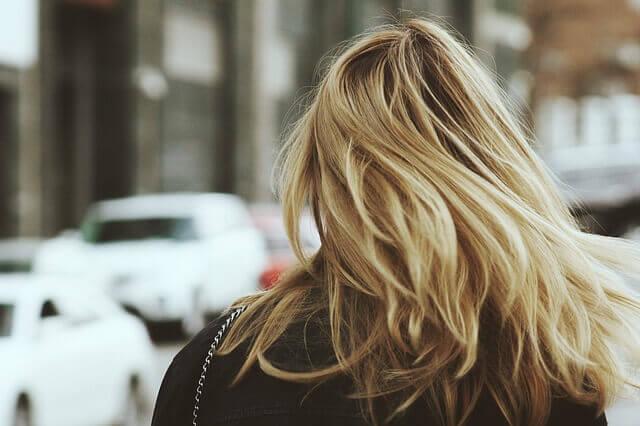 Haarfön Test