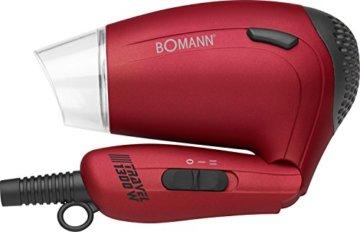 Bomann HTD 8005 Test